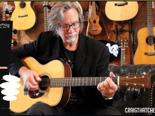 Martin Guitars Clinic Tour 2019 mit Craig Thatcher