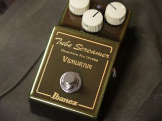 Just In: Vemuram X Ibanez TSV808