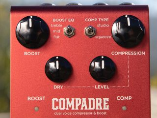 Pedal Of The Month: Strymon Compadre